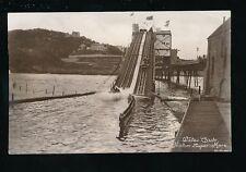 Somerset WESTON-SUPER-MARE Water Chute Unused pre 1919 RP PPC