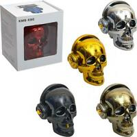 Altavoces Inalambrico Bluetooth Calavera KMS-E80 Speaker Skull