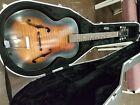 Vintage Harmony Monterey Archtop Acoustic Guitar Rosewood bridge blues /Jazz