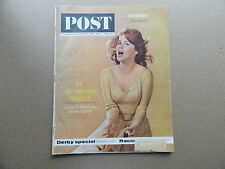 Saturday Evening Post Magazine May 4 1963 Complete Back Issue