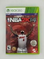 NBA 2K14 - Xbox 360 Game - Complete & Tested
