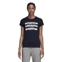 Adidas Women Tshirts Lifestyle Sport ID Tee Training Fitness Fashion DP2385