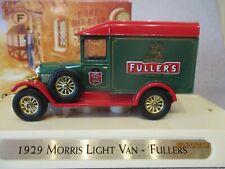 Matchbox Yesteryear YGB04  1929 Morris Light Van 'FULLERS'...nice!