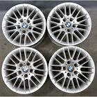 1997-2003 BMW E39 5-Series 16x7 Style 82 Parallel 20 Spoke Alloy Wheel Set of 4