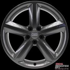 4 Original Audi A4 S4 8K B8 18 Zoll Felgen 8K0601025Q 8K0601025CK 8x18 ET47 S