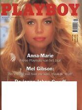 Dutch Playboy Magazine 1995-09 Cynthia Gwyn Brown, Anne-Marie Goddard ...
