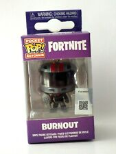 Funko pocket POP keychain FORTNITE BURNOUT porte clés neuf collection