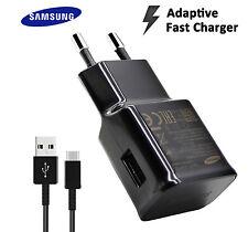 Samsung Original Cargador Adaptive Fast Rápida para Galaxy S8 S8 + USB Tipo C