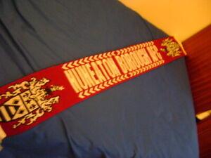 Nuneaton Borough AFC scarf vintage 90'
