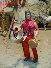 Big Jim - Karl May - Red Sleeves im raren Lone Ranger Outfit ! Marx Gabriel toys