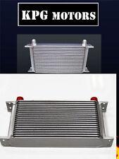 KPG PRO-COOLING Engine OIL COOLER 19 ROW FIT NISSAN SR20 CA18 RB20 RB25 RB26
