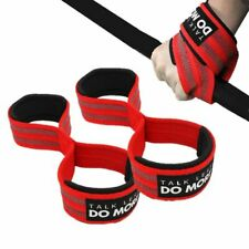 Weight Lifting Straps For Home Powerlifting Fitness Pull-up Deadlift Horizontal