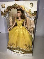 NIB! SOLD OUT! Disney Live Action Beauty & the Beast Belle Limited Edition Doll