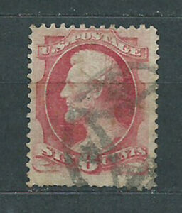 United States - Mail 1870-82 Yvert 42 Or
