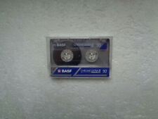 Vintage Audio Cassette BASF Chrome Extra II 90 * Rare From 1991 * Unsealed