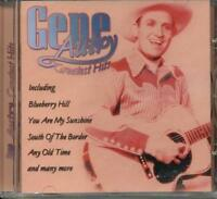 Greatest Hits, Gene Autry, Audio CD, New, FREE & Fast Delivery