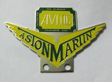 CB-1ASTON MARTIN GRILL BADGE MELBOURNE 1987 CAR GRILL BADGE EMBLEM MG JAGUA