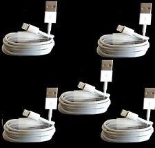 5x  USB Kabel Ladekabel Ladegäret für Original iPhone 6 6S  iPhone 7 iPhone 5 5S