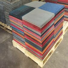 More details for patchwork carpet tiles 5m2 per box free delivery for shed and garage