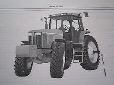 John Deere 7610, 7710, & 7810 Tractors Operators Manual
