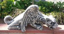 Huge Mythical Creepy Crawler Gargoyle Protector Gothic Home Garden Decor Statue