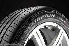 4 New 265/50R20 PIRELLI Scorpion Verde AS Tires 107V 265/50/20 265 50 20