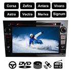 16GB DVD GPS Navi Autoradio für Opel Corsa D Zafira B Astra H Vivaro DVBT VMCD