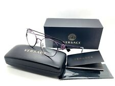Authentic Versace Eyeglasses VE1250 1250 Purple Frames 52mm Rx-ABLE