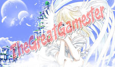 Ah My Goddess Feathers Blowing in the Wind Custom Playmat / Gamemat #243348