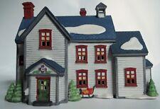 Dept 56 Pennsylvania Dutch Farmhouse, New England Village 1993 5648-0 Repair