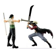 One Piece - Zoro e Mihawk - Banpresto Dramatic Showcase - Original Scene