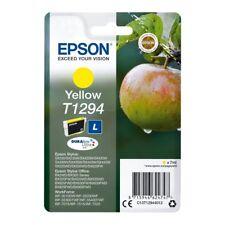 Cartucho Epson inkjet amarillo T1294l 474p