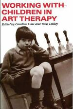 Working with Children in Art Therapy-ExLibrary