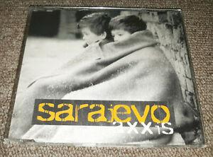 Axxis - Sarejevo - Maxi-CD - 4 Tracks - 1996 - EMI Electrola