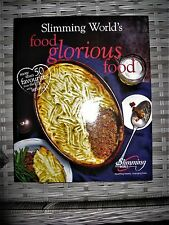 SLIMMING WORLD FOOD GLORIOUS FOOD OVER 50 UK & IRELAND FAVORITES - EX CONDITION