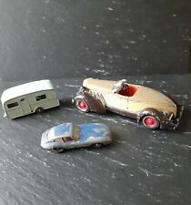💕COLLECTION OF VINTAGE DINKY TOY CARS -Lesney & Matchbox. 💕