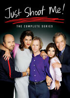 Just Shoot Me: The Complete Series (19 Disc) DVD NEW
