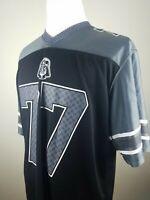 Star Wars Darth Vader Men L Football Jersey #77 Mad Engine Collectible Shirt