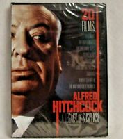 Alfred Hitchcock: A Legacy of Suspense (DVD, 2011, 4-Disc Set)