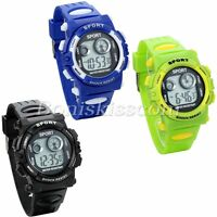 Student Multi-Function Sports LED Switchable Backlight Digital Cool Wrist Watch