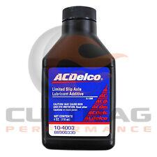Genuine GM ACDelco Limited Slip Additive 4oz 88900330