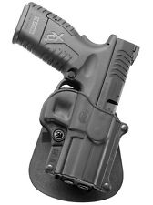 fobus SP11 fits Ruger P95&HS 2000 & Taurus Titanium Right handed paddle holster
