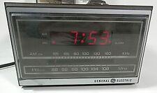 New ListingVintage General Electric Alarm Clock Radio 7-4622D