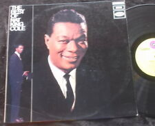 NAT KING COLE The Best Of Nat King Cole LP