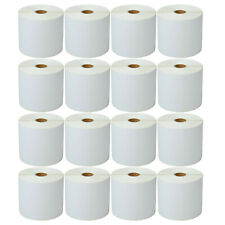 16rolls 4x6 Direct Thermal Shipping 500 Labels For Zebra Lp2824 Lp2442 Tlp2844