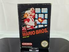 Super Mario Bros.  NES Nintendo mit OVP & Anleitung PAL RAR