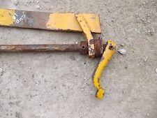 International Ih Cub Lb Tractor 1pt Fasthitch Hitch Adjustable Lift Brace Brackt