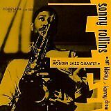 ROLLINS Sonny - With the Moder Jazz Quartet - CD Album