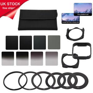 Neutral Density Filter Kit set for Cokin Set SLR DSLR Camera Lens filter kit