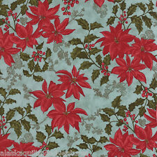 MODA Fabric ~ WINTERLUDE ~ 3 Sister's (44047 17) END OF BOLT - 34 inches